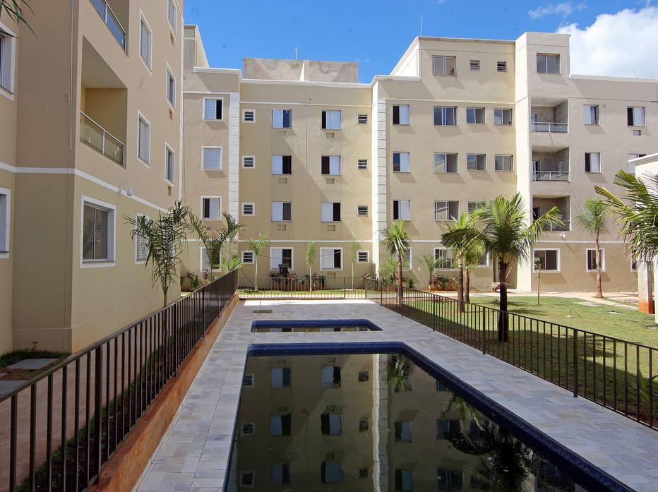 Moradia popular dá impulso à recuperação do mercado imobiliário