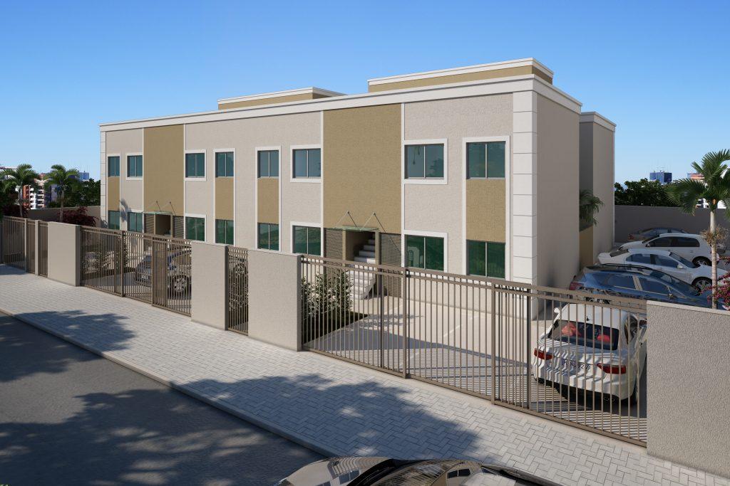 Empreendimentos GranCorp: apartamento de dois quartos em que você pode contar com financiamento imobiliário e Minha Casa Minha Vida