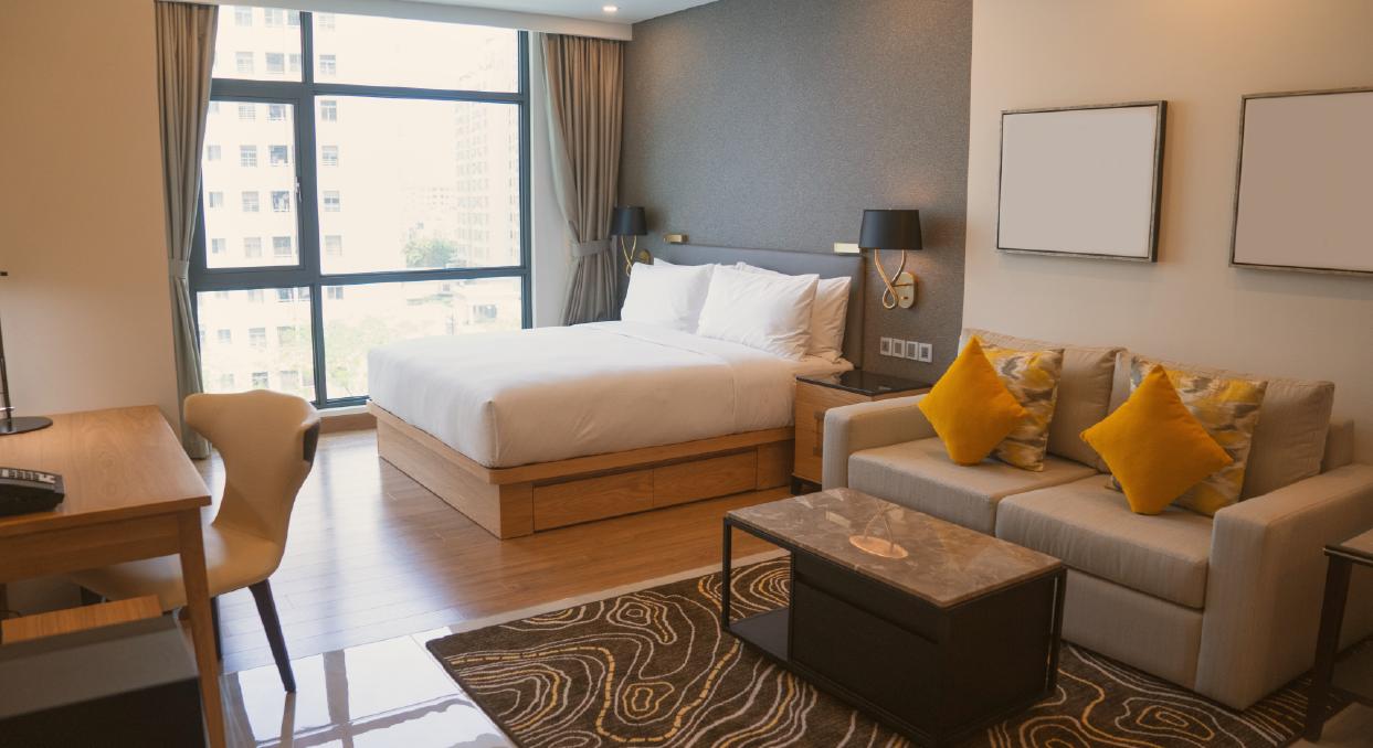 5 tendências de decoração para apartamentos pequenos